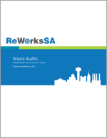 Waste Audits: A ReWorksSA 'Do It Yourself' Guide